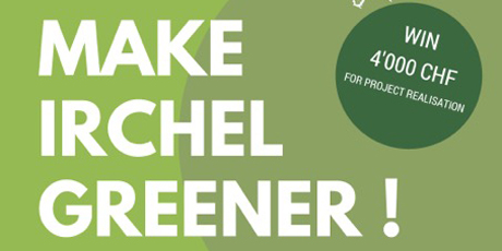 Make Irchel Greener