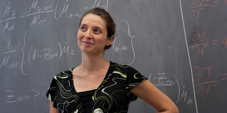 Astrophysicist Ravit Helled